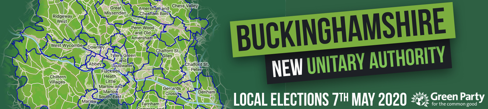 BUCKS UA May 2020 ELECTION Banner